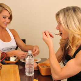 Women Bodybuilder Diet
