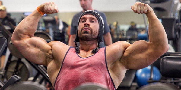 Image result for Is Bradley Martyn On Steroids, Or He Is Natural?