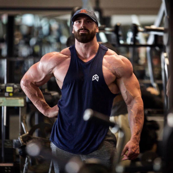 Is Bradley Martyn Natural or Steroids Transformed?