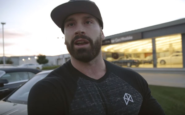 Bradley Martyn on YouTube