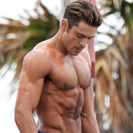 Zac Efron Steroids