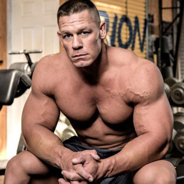 Does John Cena Take Steroids or Natural Gained and Gifted?