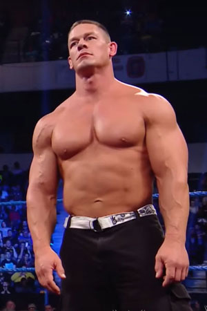 Does John Cena Take Steroids Or Natural Gained And Gifted
