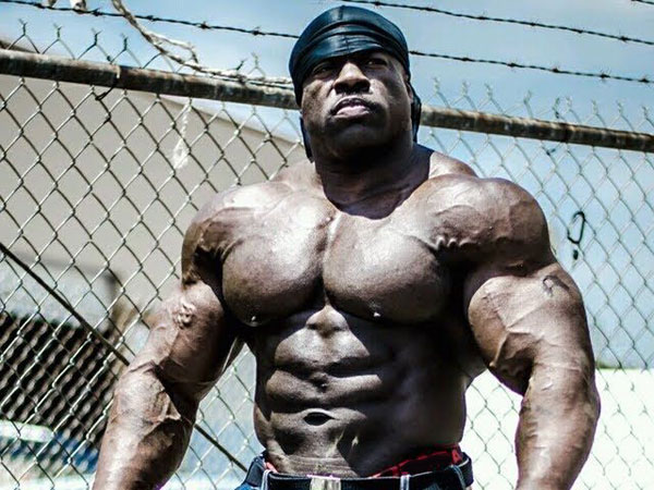 Kali Muscle Behind Bars
