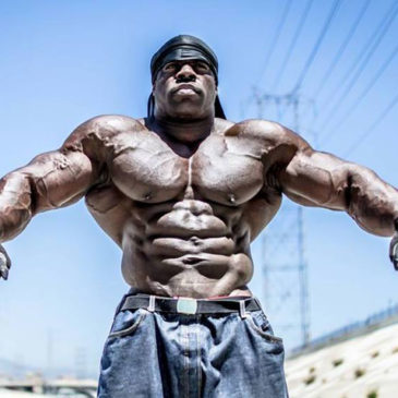 Big Monster Kali Muscle Is Steroids User Or Natural?
