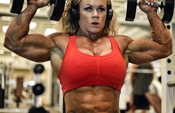 Women Bodybuilding For Femine Look Not Bulking