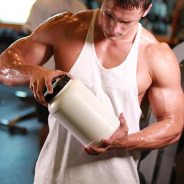 Everything About Creatine For Muscles Building