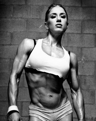Female Bodybuilder 3