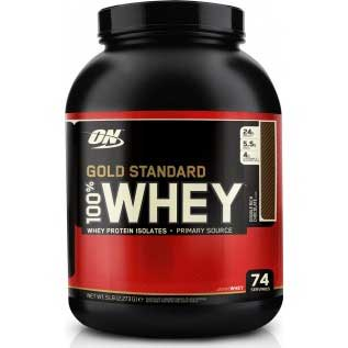 Optimum Nutrition Whey Protein Gold