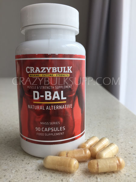 Crazy Bulk DBal Review Builds Muscle Mass With Massive