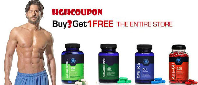 HGH.com Coupon