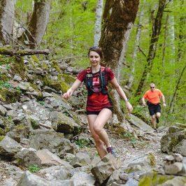 Running Woods