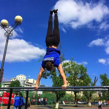 Natural Bodybuilding With Calisthenics