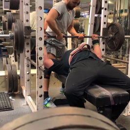 Heavy Weightlifting