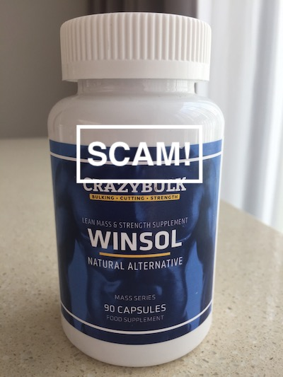 Crazy Bulk Winsol Increase The Effectiveness Of Fat Burning